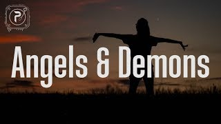 jxdn - Angels & Demons (Lyrics)