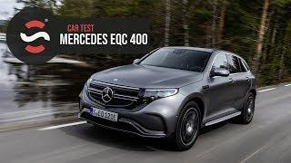 Mercedes-Benz EQC 400 - Startstop.sk - PRVÁ JAZDA