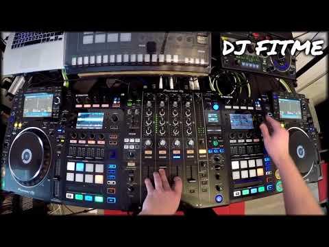 DJ FITME MIAMI 2017 EDM MIX #45 (Pioneer NXS2 & Traktor D2)