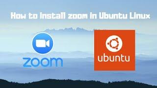 Gambar cover How to Install Zoom Cloud Meeting in Ubuntu Linux