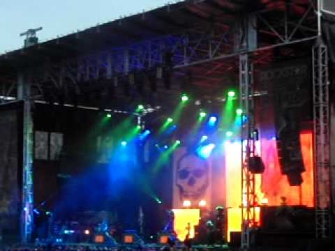 Rob Zombie - Scum of the Earth (Heavy MTL 2010)