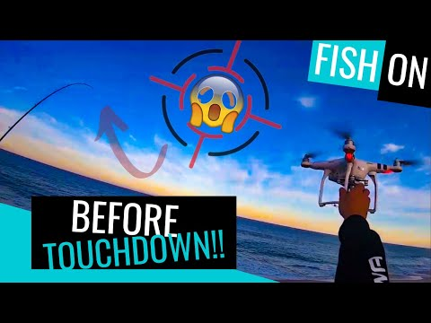 Big Fish On Drone Under 70 Seconds!!!