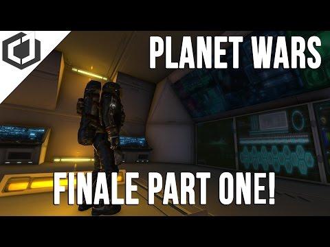 Space Engineers | PLANET WARS FINALE!! | Episode 40 Part 1