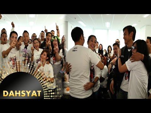 Kejutan Mondy dan Raya di Marketing RCTI [DahSyat] [12 Oktober 2016]
