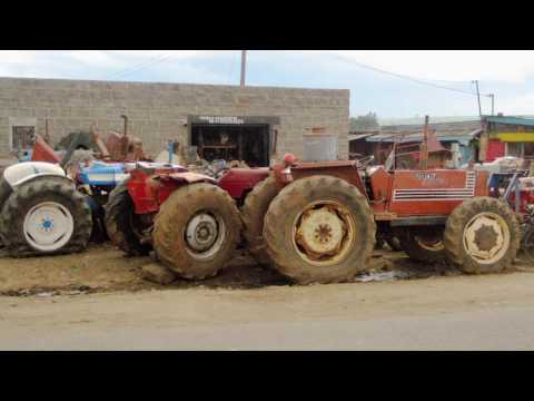 Sustainable Mechanization. Creating new perspectives in rural areas