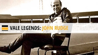 Port Vale Legend - John Rudge Video