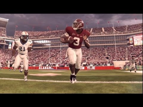 Trent Richardson - Top RB Prospect But Who Will Draft Him? (NFL Draft Talk)