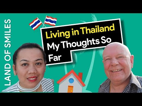 Living in Thailand For A Month