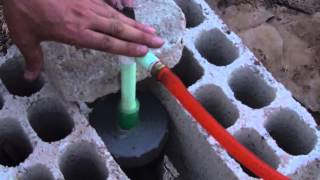 Biogas in Syria 2: Lighting the Gas for the First Time