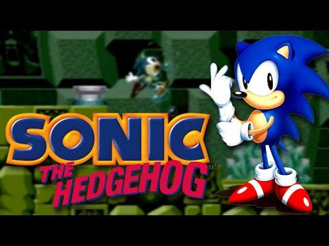 [Repostagem] A Terrível Fase da Água - Sonic the Hedgehog Parte 2/3