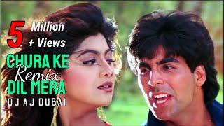 Chura Ke Dil Mera (Remix) | Dj Aj | Video Edit by Krishna Yadav |