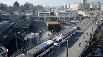 Time-lapse Lausanne 2013