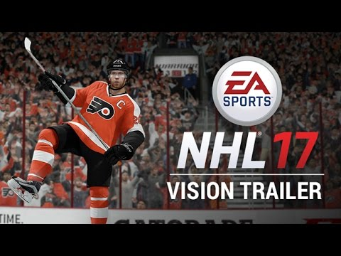 Thumbnail image for 'New 'NHL 17' Vision Trailer'