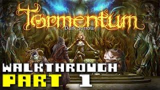 Tormentum - Dark Sorrow - Walkthrough Part 1 screenshot 1