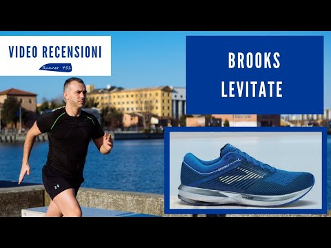 Runner 451 Video Gear Test 5 puntanta: BROOKS LEVITATE