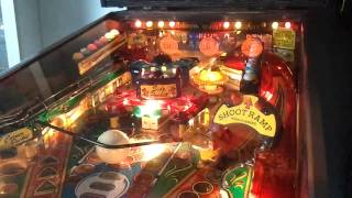 1992 Gottlieb Cue Ball Wizard pinball machine