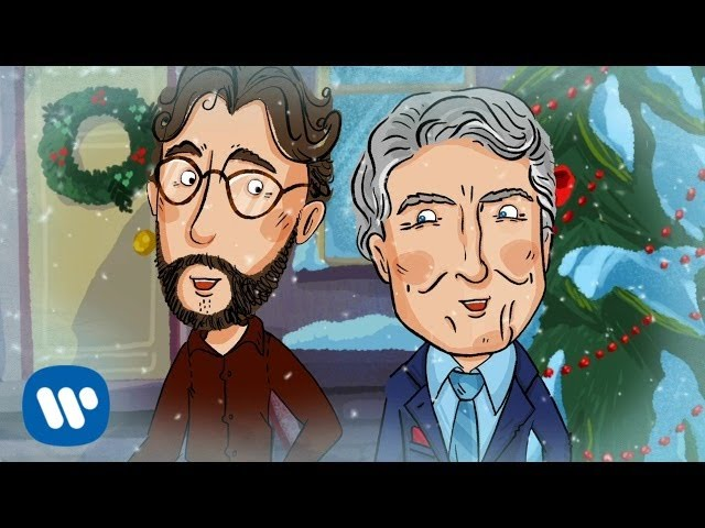 Josh Groban with Tony Bennett