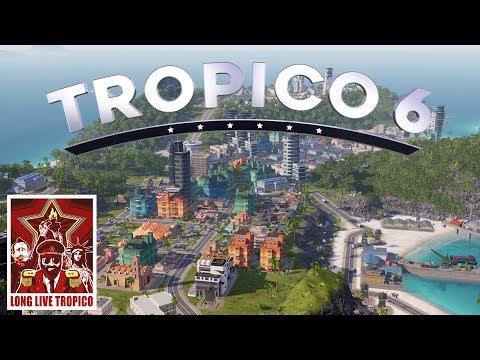 Tropico 6! | Let'S Play Sandbox Gameplay