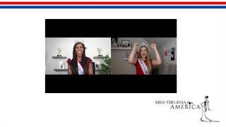 Miss Virginia American Dhomonique Murphy Interview