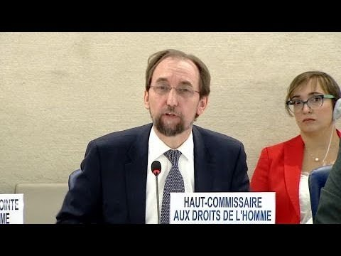 """UN human rights chief calls Rohingya crisis a """"textbook example of ethnic cleansing"""""""