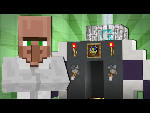 DR TRAYAURUS' TIME MACHINE | Minecraft