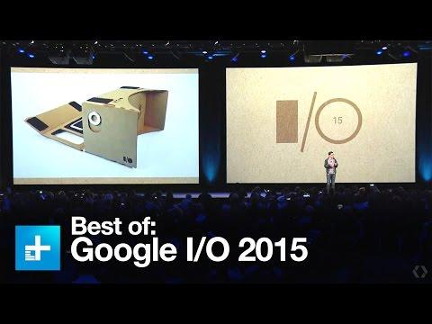 Best of Google I/O 2015 Keynote
