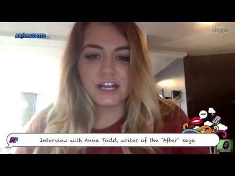 Anna Todd Interview (ENGLISH)