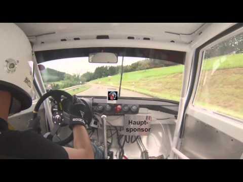Audi 50 GT beim MSRT Freiamt Slalom 21.09.2014