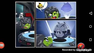 Todas Las Cinematicas De Angry Birds Star Wars 2