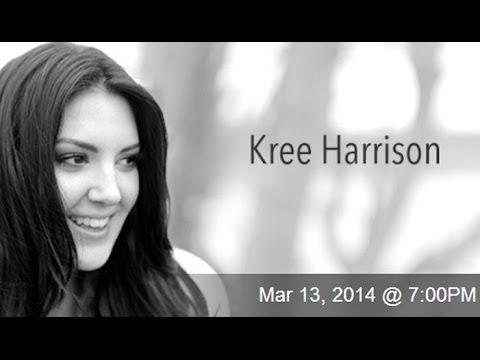 Kree Harrison - Stageit