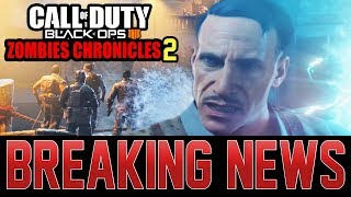 TREYARCH TALKS ZOMBIES CHRONICLES 2 DLC - BLACK OPS 4 GAMEPLAY FEATURES!