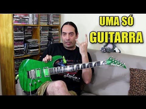 UMA SÓ GUITARRA (Corrente) - Marc Snow