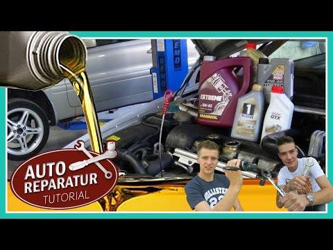 Welches Motoröl ?   So findest du das passende Öl für dein Auto   Auto Tutorial