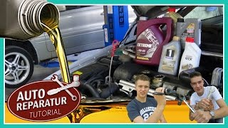 WELCHES MOTORÖL ?| So findest du das passende Öl für dein Auto?