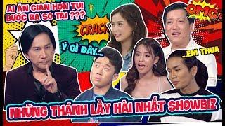 Trấn Thành, Trường Giang BẤT LỰC trước những THÁNH LẦY hề hước nhất showbiz Việt
