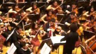 Dudamel y Sinfónica Juvenil. Concierto en la llanura