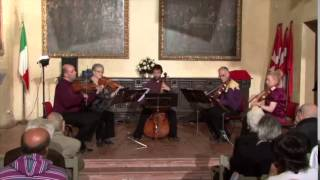 Cavalieri in Cagliari, performed by Monteverdi String Band