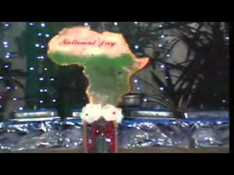 setup National Day of Cameroon in Egypt by solo4events