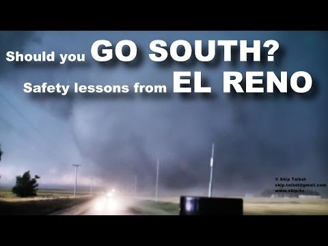 Safety Lessons From El Reno