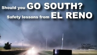 Safety Lessons From El Reno(This video is an update from my previous analysis of the May 31, 2013 El Reno, OK tornado event and the storm chasers that it impacted. It includes more ..., 2013-11-12T08:39:28.000Z)