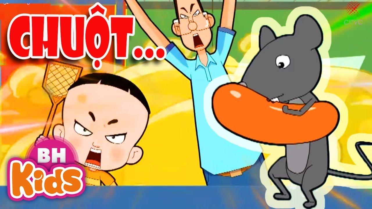 Phim Hoạt Hình Hay Nhất - Bẫy Chuột - Hoạt Hình Bổ Ích Cho Trẻ Em