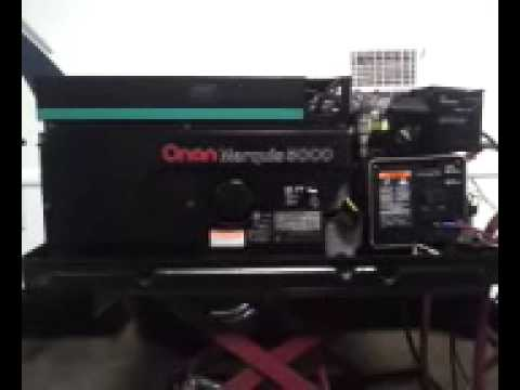 hqdefault onan rv generator marquis 5000 watt new carb and more! $2,450 5500 Onan Generator Troubleshooting at pacquiaovsvargaslive.co