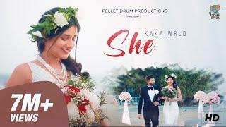 KAKA - SHE | Kanika Mann | Deepesh Goyal | Official Music Video | New Haryanvi Songs Haryanavi 2021