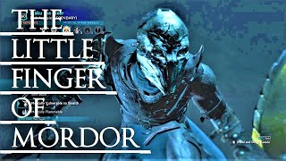 Shadow of War Middle Earth Unique Orc Encounter  Quotes 169 THE FIXER URUK FROM DLC