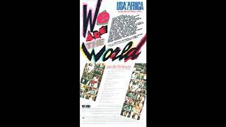 Usa For Africa We Are The World Radio Edit.mp3