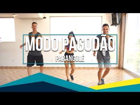 Modo Pagodão - Parangolé  Coreografia - SóRit