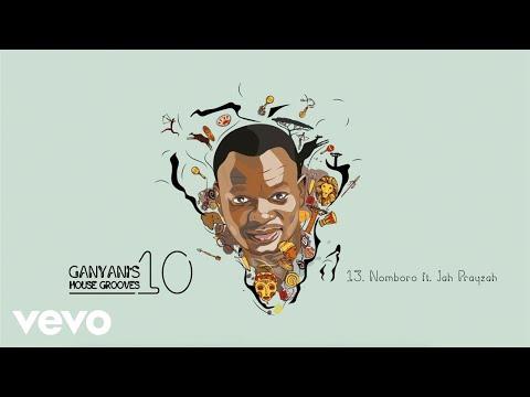 DJ Ganyani - Nomboro (Audio) ft. Jah Prayzah