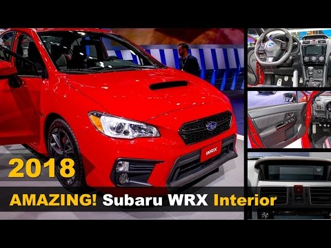 2018 subaru wrx interior. delighful interior subaru wrx interior 2018  edition and subaru wrx interior
