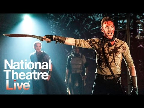 NTL: Coriolanus w/ Tom Hiddleston - Official Trailer