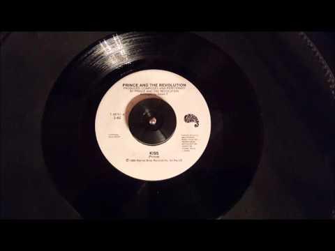 Prince Kiss single on 33
